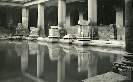 Great Roman Bath c. 1930