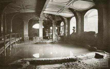 Circular Bath, c.1920s