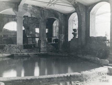 Circular Bath, c.1910