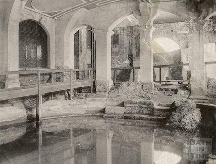 Circular Bath c.1890
