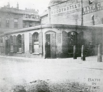 Kingston Baths, c. 1849
