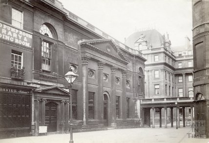 The Pump Room, Abbey Church Yard and Grand Pump Room Hotel c.1890
