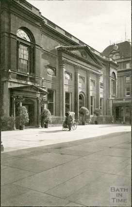 Bath, The Grand Pump Room c. 1935