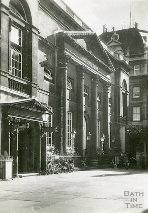 The Pump Room, Bath, c.1930s