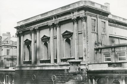 The Pump Rooms (from Stall Street) 1969