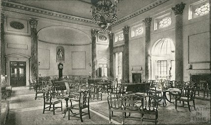 Pump Room interior, c.1930s