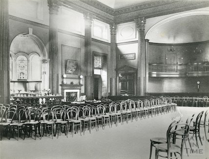 Pump Room Interior, Bath c.1930s