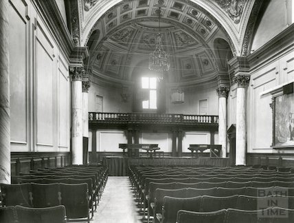 Pump Room - Concert Room, c.1910?