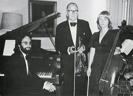 Pump Room Trio 1981
