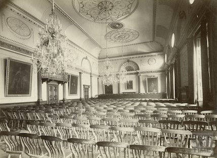 Banqueting Room, Guildhall, c.1890