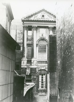 Ralph Allen's Townhouse, c.1960s?