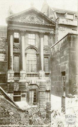 Ralph Allen's Townhouse, 1909