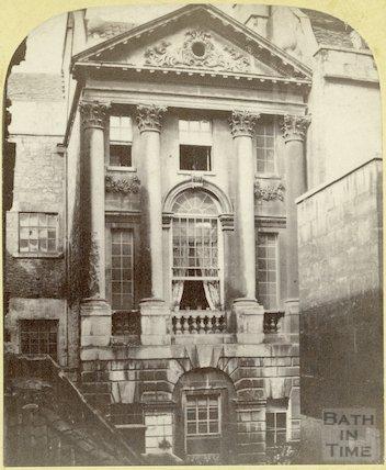 Ralph Allen's Townhouse c. 1865