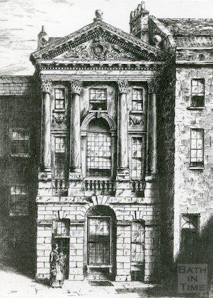 Ralph Allen's Townhouse