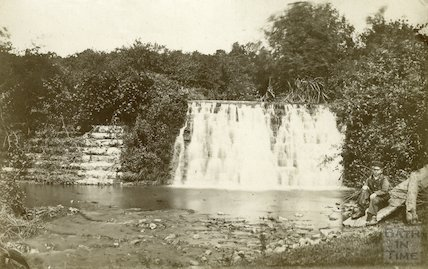 Unidentified weir, c.1870