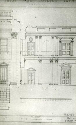 Prior Park. Details, 1934-5