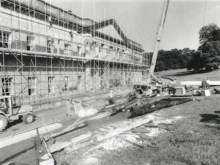 Prior Park College (result of fire of Friday 16th August 1991), Sept 1991