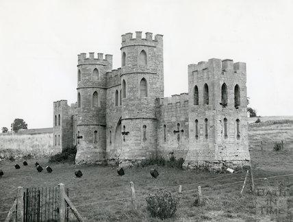 Sham Castle 1955