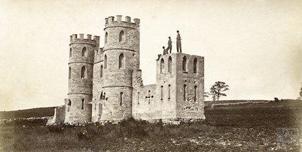 Sham Castle general view c. 1870