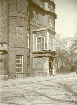 House of Queen Charlotte, 93 Sydney Place c. 1924