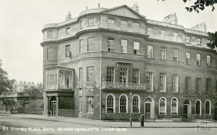 House of Queen Charlotte, 93 Sydney Place c. 1930