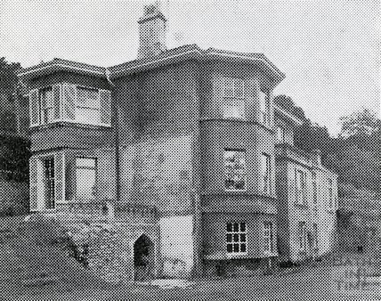 Widcombe Lodge, Widcombe, undated