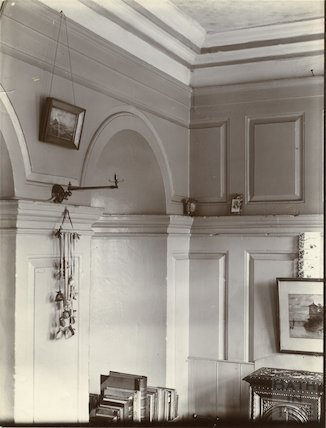 Interior, Garden House, Widcombe Manor, Bath c.1903
