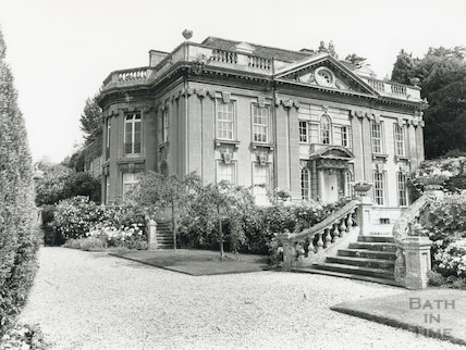 Widcombe Manor 1988