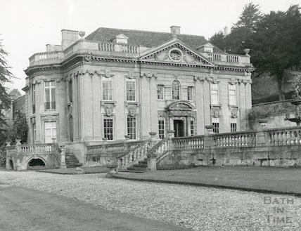 Widcombe Manor, c.1960s?