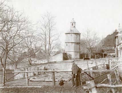 Dovecote, Widcombe Manor, Bath c.1903