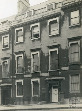 Admiral Phillip's House, 19 Bennett Street, c.1930s