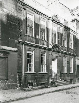 General Wolfe's House, Trim Street, January 1947/8