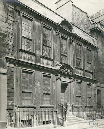 General Wolfe's House, 5, Trim Street, Bath c.1903