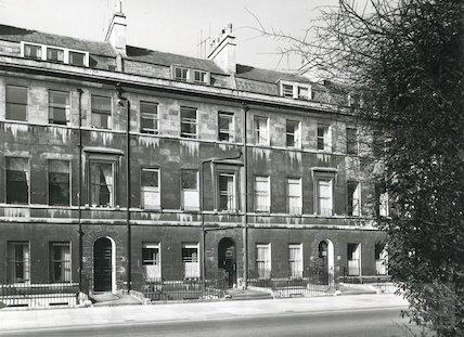 Jane Austen's House, 4 Sydney Place, c.1960s?