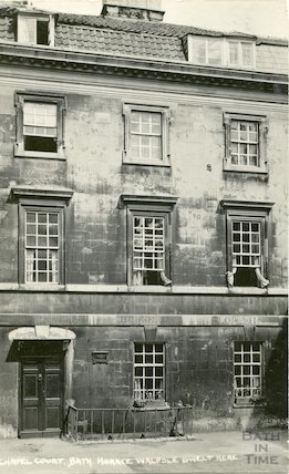 Horace Walpole's House, Chapel Court, c.1930