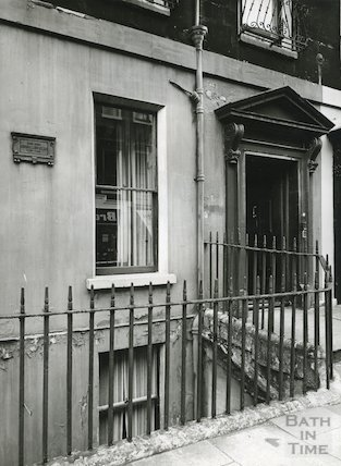 House of Admiral Lord Nelson, 2 Pierrepont Street (Place), c.1960s?