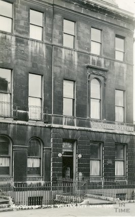 15 Johnstone Street, William Pitt's House c.1930