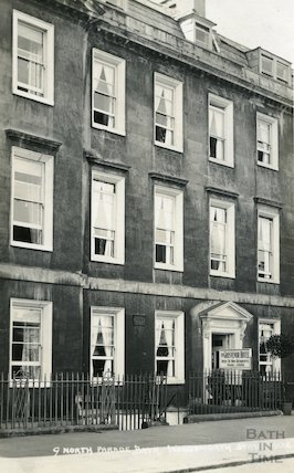 House of William Wordsworth, 9 North Parade c.1930