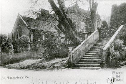 St Catherine's Court, c.1905