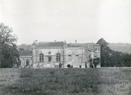 Lacock Abbey, 1935