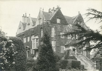 Cheney Court, Ditteridge c.1903