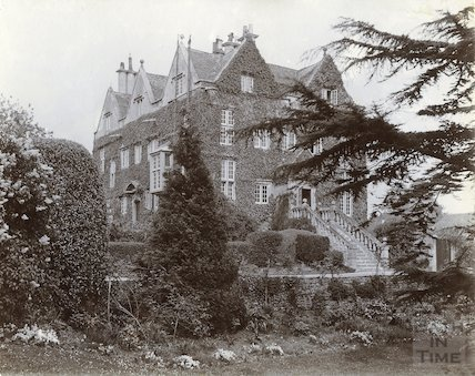 Cheney Court, Ditteridge, c.1900