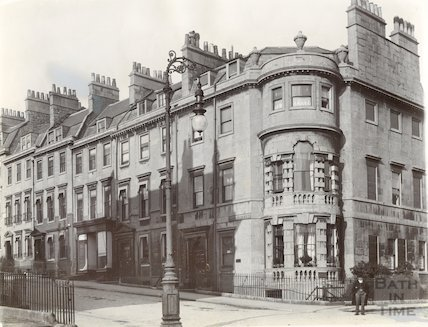 37 to 41, Gay Street, Bath c.1903