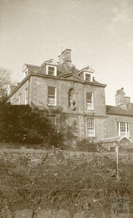 Eagle House, Batheaston, c.1900