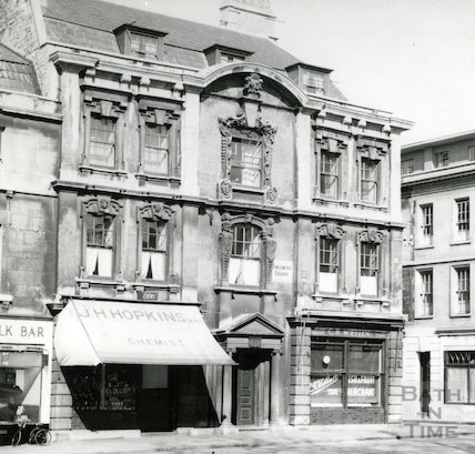 Rosewell House, Kingsmead Square, c.1930s