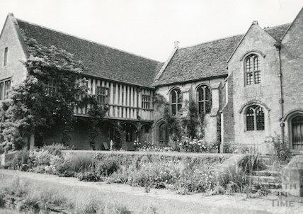 Great Chalfield Manor, Wiltshire, 1964