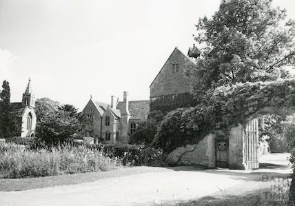Great Chalfield Manor, Wiltshire, 1964