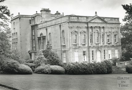 Summerhill House, Sion Hill Place, 1992?