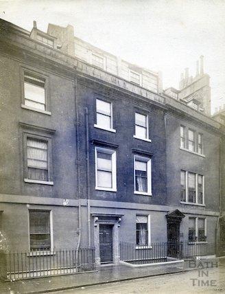 William Herschel's House, 19 New King Street