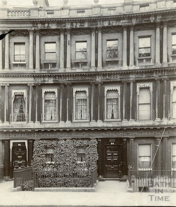 24 The Circus, House of Thomas Gainsborough c.1900